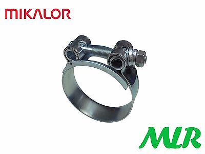 Mikalor 68-73Mm 2.75Inch Heavy Duty Exhaust Boost Hose Clamp Clip Ld