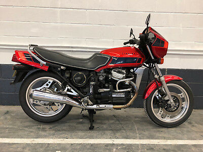 Honda CX650ED 1985 non-turbo **bid to buy no reserve**