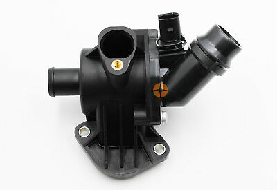CTK0287 Coolant Thermostat w/ Housing & Seal fits Volkswagen VW