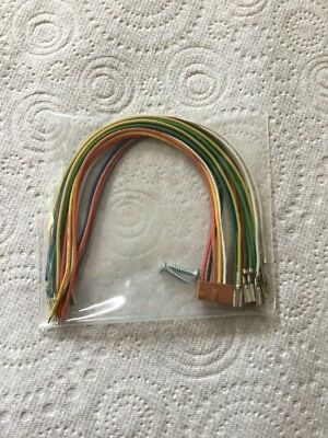 Massoth eMotion DCC Interface Cable set for DCC Interface (LGB)