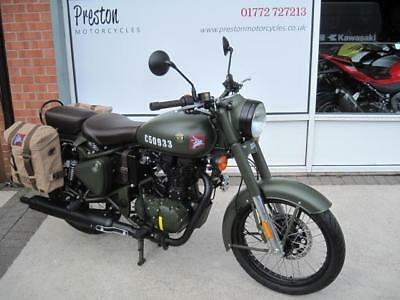 2018 Royal Enfield Pegasus. Cancelled Order.last One Ever Of This Ltd Edition