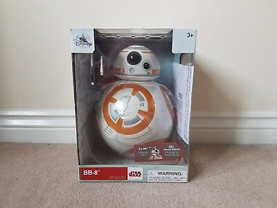 Official Disney The Last Jedi Talking Interactive BB-8 BB8 Droid - Used / Good