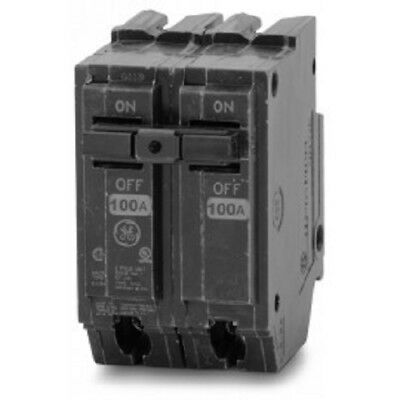 General Electric THQL21100 2 Pole Circuit Breaker