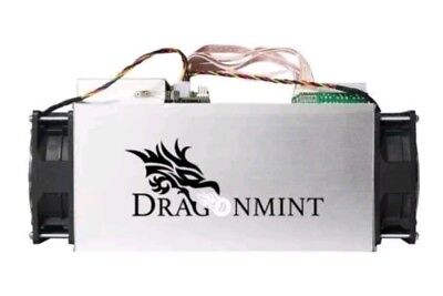 Brand NEW Halong DragonMint T1 16TH/s with Power Supply. Free & Ship Same Day