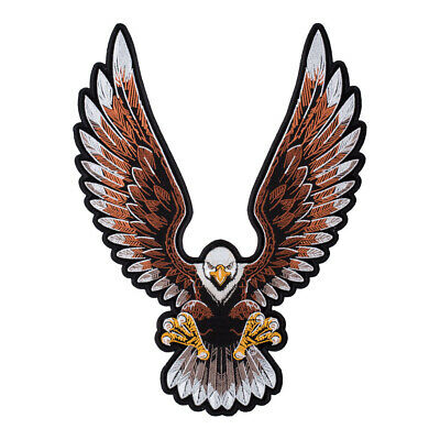 Eagle Back Patches Upwing Subdued Landing Eagle Patch