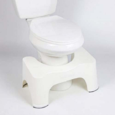 AU Toilet Squatty Step Stool Bathroom Potty Squat Aid For  Soothing constipation