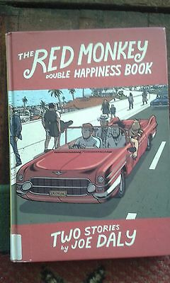 The Red Monkey Double Happiness book : Joe Daly