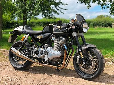 2017 Norton Commando 961 Cafe Racer Only 279 Miles !! Part Exchange You Classic!