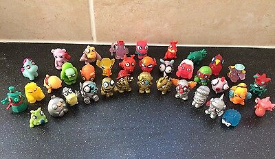 Zomlings Mixed Bundle X50 From All Seasons 1,2,3,4,5