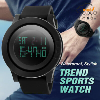SKMEI Waterproof Luxury Fashion Multifuction Watch Digital Sports Wrist Watch