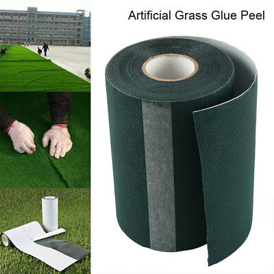 Artificial Fake Grass Tape Joining Self Adhesive Fixing Fake Astro Turf