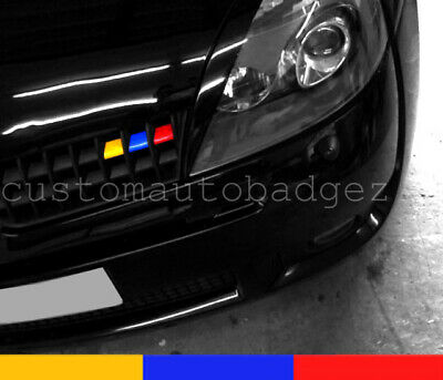 Renault Clio 172 182 RS Grille Vinyl Stickers 2.0 French Renaultsport Cup Trophy