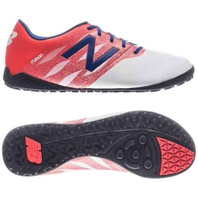 226a17081d268 Size 5 NEW BALANCE Furon TURF Trainers Football Boots Kids Boys Astro TF  Junior