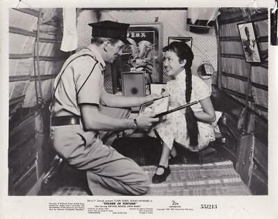 "Scene from ""Soldier of Fortune"" Vintage Movie Still"