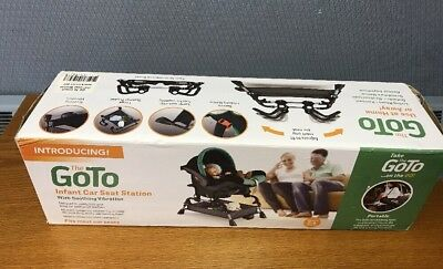 New Phoenix Baby GoTo Portable Infant Car Seat Station Keep Your Baby Safe 1B