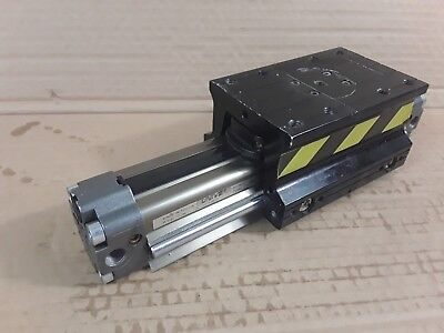 Univer Air Pneumatic Rodless Cylinder S5011-32-0060 32 Bore 60 Stroke *