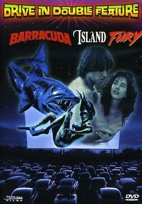 Drive in Double Feature: Barracuda/Island Fury (DVD Used Very Good)