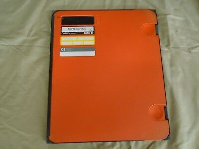 AGFA ORTHO FINE Curix screens radiographic cassette 10x12