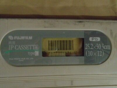 Fujifilm Fuji IP Type C Cassette 25.2x30.3cm (10x12) Pb QTY AVAILABLE