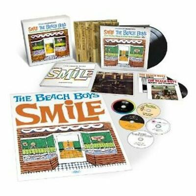 Beach Boys (The) - The Smile Sessions Box Set (5 Cd+2 Lp+2 7+Booklet)