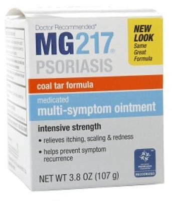MG217 Medicated Multi-Symptom Ointment, Intensive Strength 3.8 oz Psoriasis