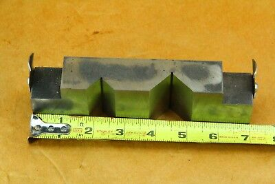 Ralmike's V-Groove Vise Jaw Hardened And Ground
