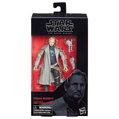 Tobias Beckett Actionfigur Black Series 6-inch Hasbro, Solo: A Star Wars Story
