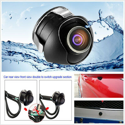 Night Vision Waterproof CCD HD Autos Buses Side Viewing Reversing Backup Camera