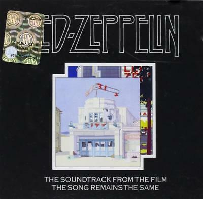 Led Zeppelin - The Song Remains The Same (2 Cd)