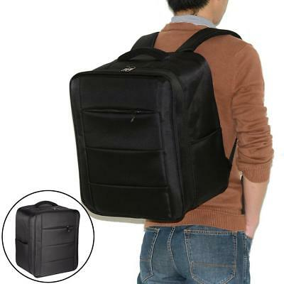 Black Backpack DJI Phantom 4 Carry Case Bag for Drone & Accessory Container TR