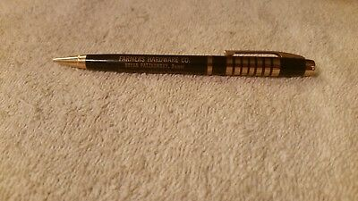"Vintage ""Farmers Hardware Co./Minneapolis-Moline Mach"" (Wings) Mechanical Pencil"