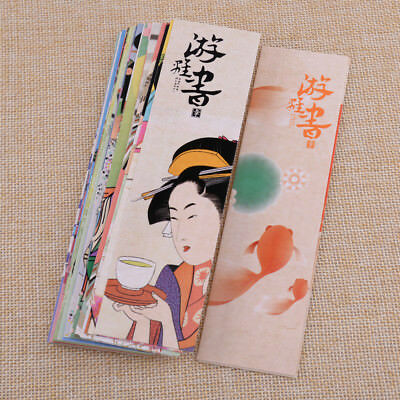 30pcs Vintage Japanese Style Bookmark Book Mark Magazine Note Pad Label Memo
