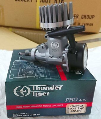 Thunder Tiger ABC-RC High Performance Model Engine PRO-21BX(P)(Car & Buggy) 9423