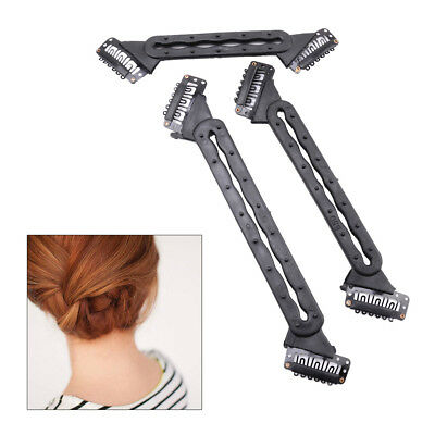 Women BOB Hair Styling Clip Stick Maker Twist Braid Salon Accessories Tool