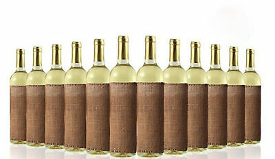 $75 Delivered Mystery Labelled Chardonnay 2017 12x750ml RRP $199 Free Shipping/R