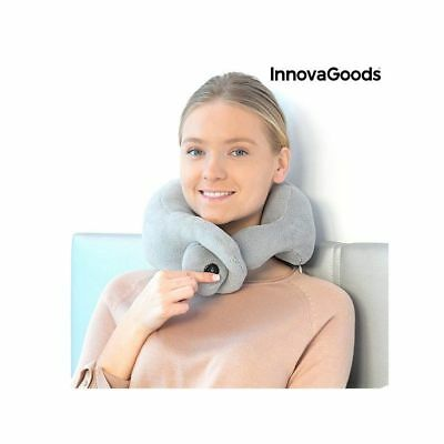 Coussin Cervical Massant InnovaGoods