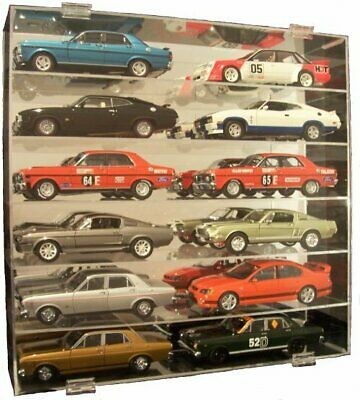 12 x 1:18 acrylic display case suit Biante, Classic Carlectables, Auto Art, Jada