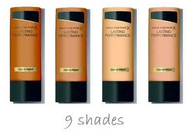 Max Factor Lasting Performance Foundations - CHOOSE YOUR SHADE