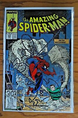 The Amazing Spider-Man, Issue #303, August,1988.