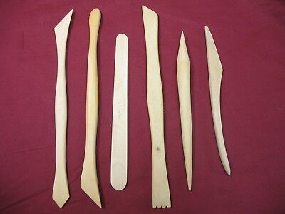 Professional Quality 6 Sculpture Tool Clay Pottery