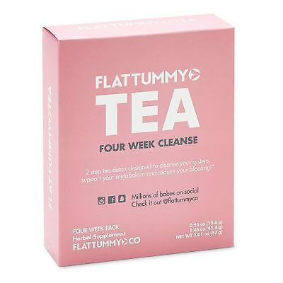 Flat Tummy Tea | All-Natural Detox Tea to Help with Bloating