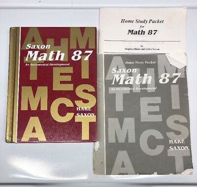 Saxon math 87 1st edition student textbook answer key 1800 saxon math 87 set 1st edition 87 textbook answer key fandeluxe Gallery