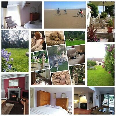 Holiday Cottage - dog friendly - March special offer, Kidwelly, Carms, Wales
