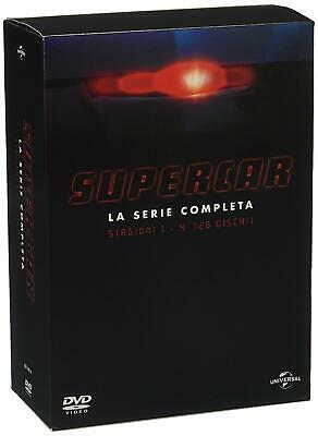 Supercar - Complete Collection (1 DVD) - Movie