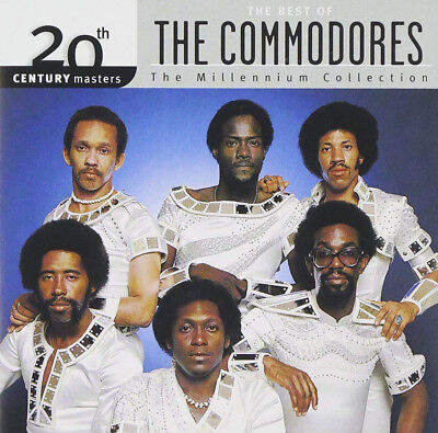 Commodores - 20th Century Masters CD - Brand New - Mint - Sealed - Brick House