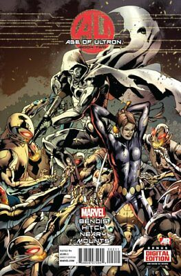 Age of Ultron (2013) Marvel Comics # 2