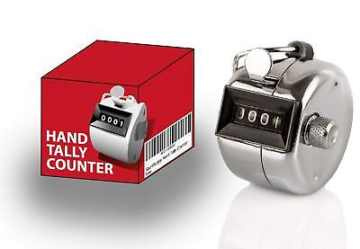 SportSupply Pitch Metal Tally Counter Clicker - 0 to 9999 - Coach Clickers