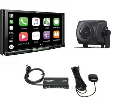 Pioneer AVH-W4400NEX DVD HD WiFi Android CarPlay + ND-BC8 Camera + SXV300V1 XM
