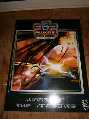 B5 Wars - Wars of the Ancients by Agents of Gaming