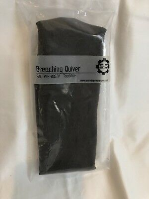 S&S Precision Old Gen Mas Grey Toadvine Plate Frame  Breaching Quiver Pouch